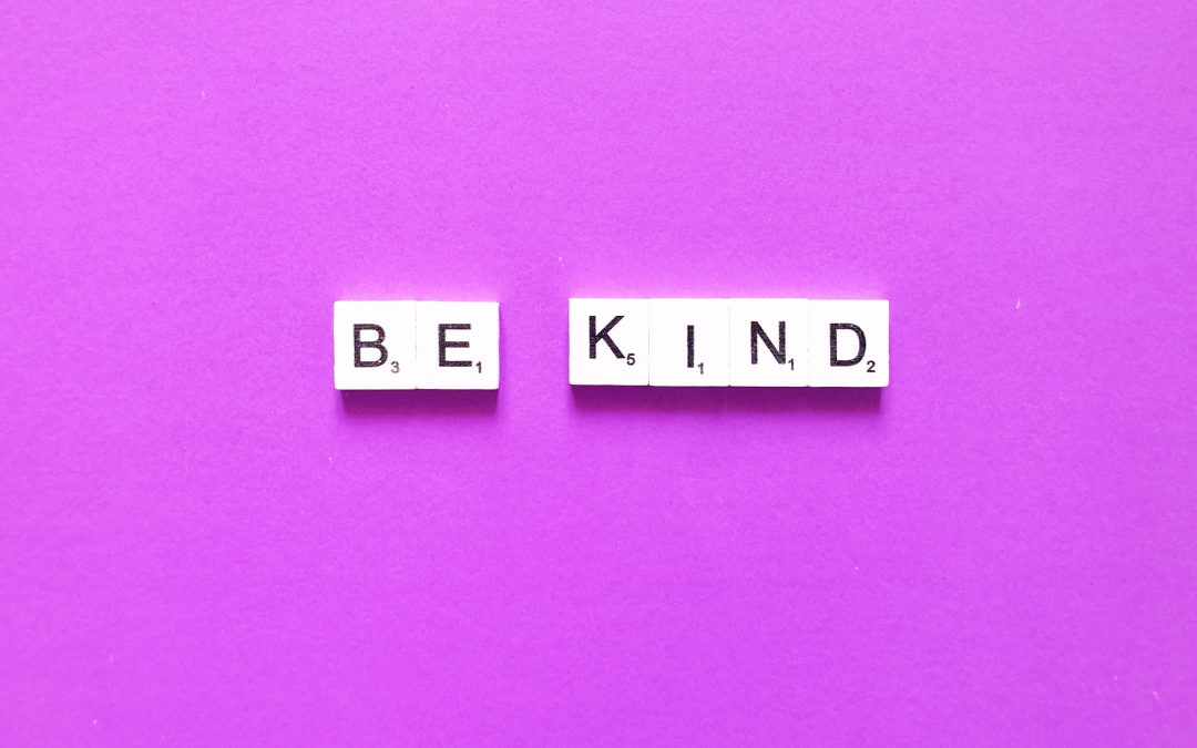 Practicing kindness in all our affairs