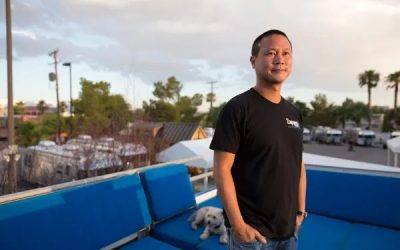 What we learned from Tony Hsieh