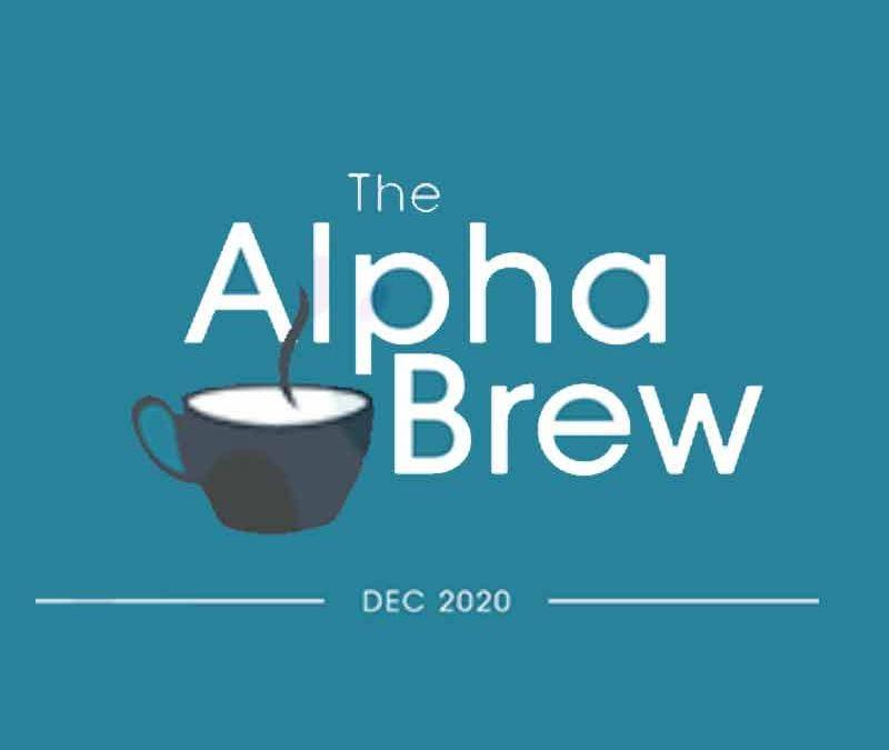 AlphaBrew Newsletter December 2020