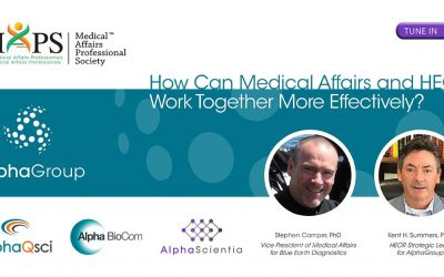 How can Medical Affairs and HEOR work together more effectively?