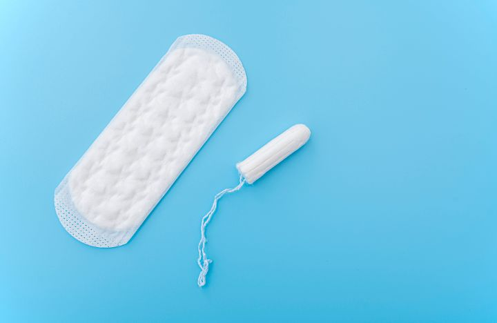 AlphaGroup Drive Promotes Menstrual Product Security